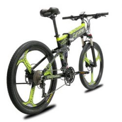 Bicicleta Mtb eléctrica